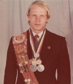 Денисов Виктор Викторович. Олимпийцы Верхневолжья